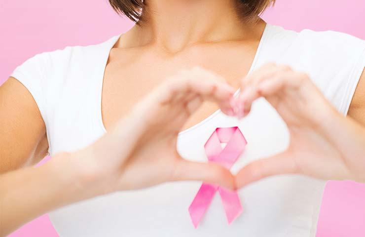 Imagen : Cruzada AVON contra el cáncer de mama.Revista Amiga