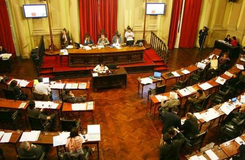 Imagen : Prensa cámara de Diputadxs