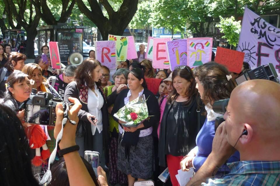 Imagen : : Campaña Nacional Contra las Violencias Hacia Las Mujeres