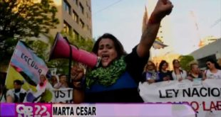 33 Encuentro Nacional de Mujeres